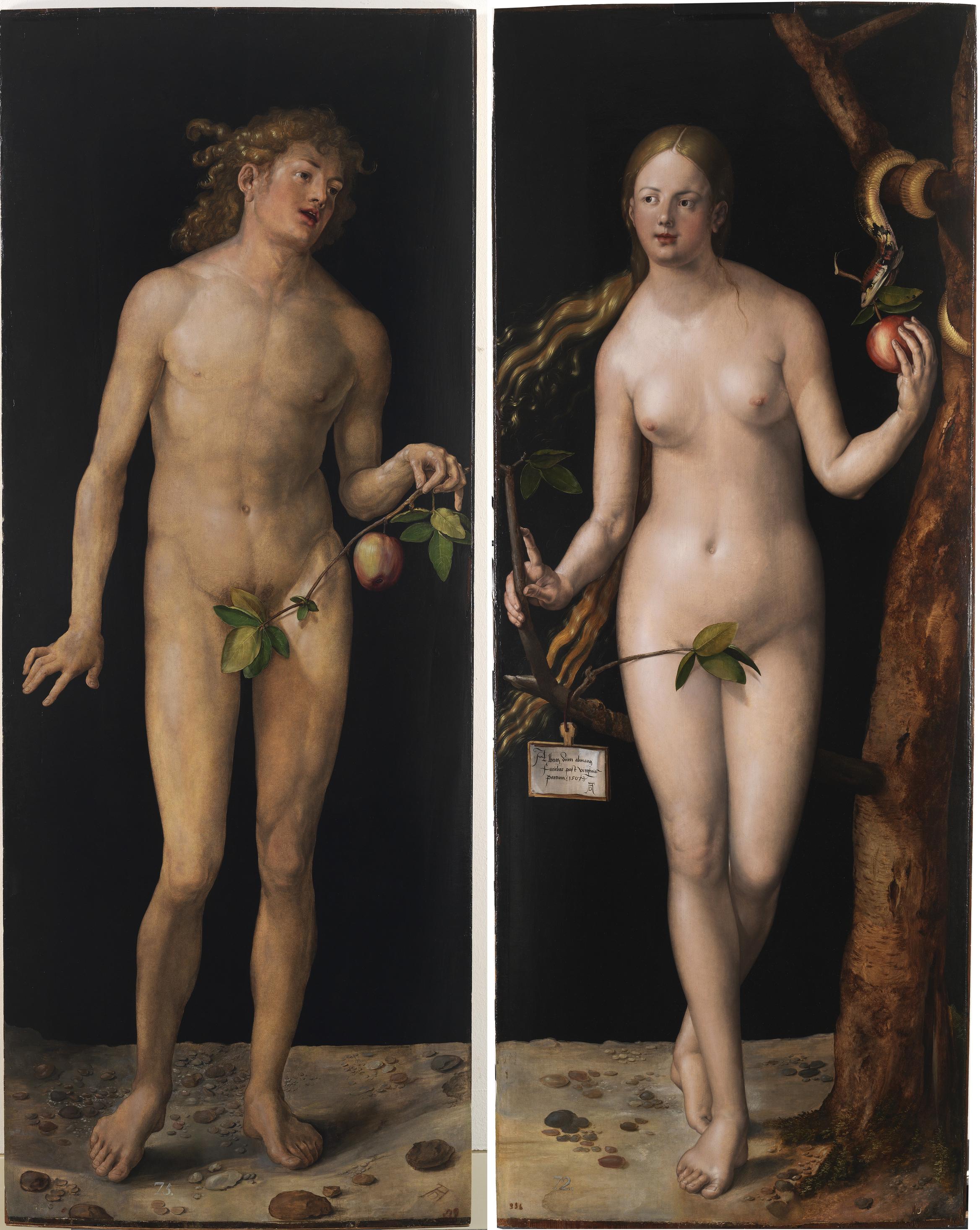 Albrecht_Dürer_-_Adam_and_Eve_(Prado)_2