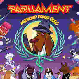 """Album cover of """"Parliament: Medicaid Fraud Dogg"""", credit: Pitchfork"""