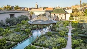 Jardin Secret - Marrakech - Maroc