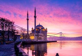 Mosquée Ortakoy - Instabul - Turquie