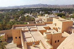 Château de Nizwa - Nizwa - Oman