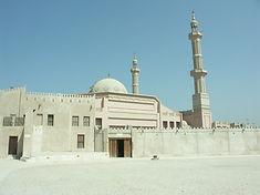 Mosquée Sharjah - Sharjah - Emirats.jpg
