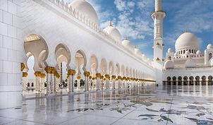 Mosquee Sheikh Zayed - Abu Dhabi - Emira