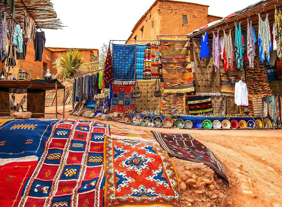 Médina - Marrakech - Maroc