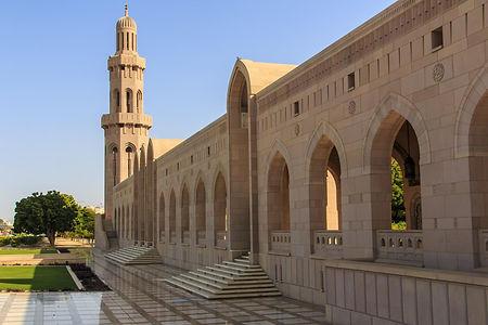 Mosquée_Sultan_Qaboos_-_extérieur_-_Ma