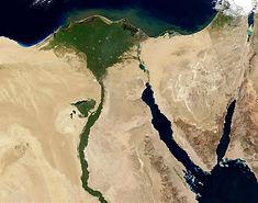 egypte photo aérienne - vallée du Nil.jp