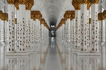 Mosquée Sheikh Zayed - Abu Dhabi - Emira