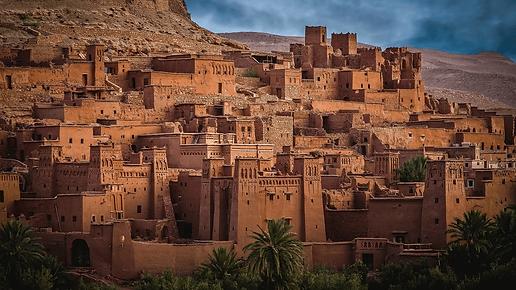 Ait Ben Haddou - UNESCO - Maroc.png