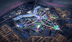 Exposition Universelle - Dubaï - Emirats
