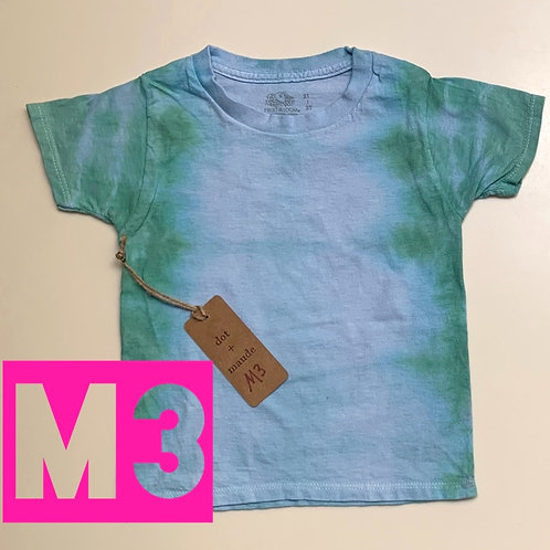 Hand-Dyed 2/3 Toddler T-Shirt