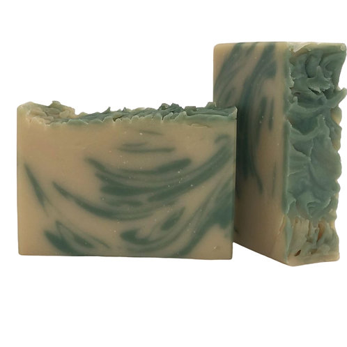 Cypress Mint Bar Soap by Vibey Soap Co.