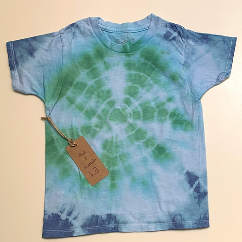 Hand-Dyed 4/5 Toddler T-Shirt