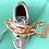 Thumbnail: Hand-Dyed Shoelaces by Dot + Maude