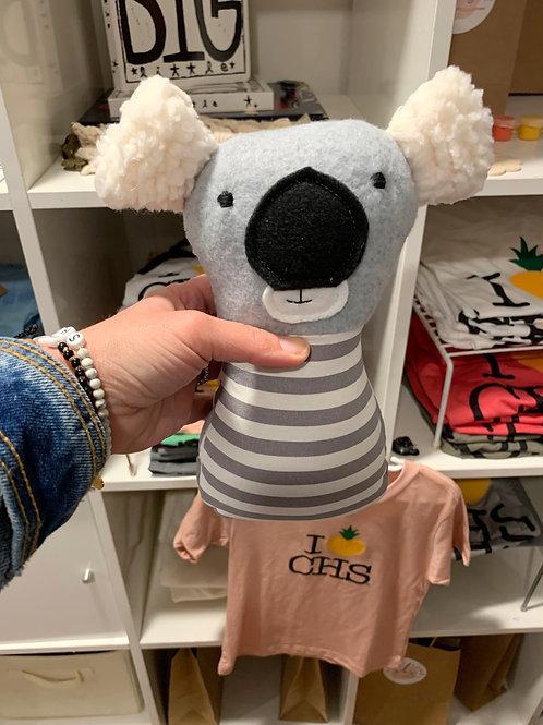 Kirby Koala Stuffed Animal by The Stitchery Station by Alma