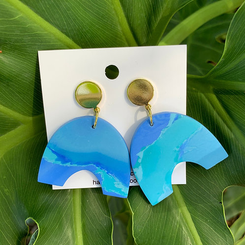Clay Earrings by BR Design Co.