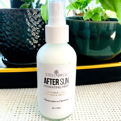 After Sun Hydrating Mist by Steel Birch