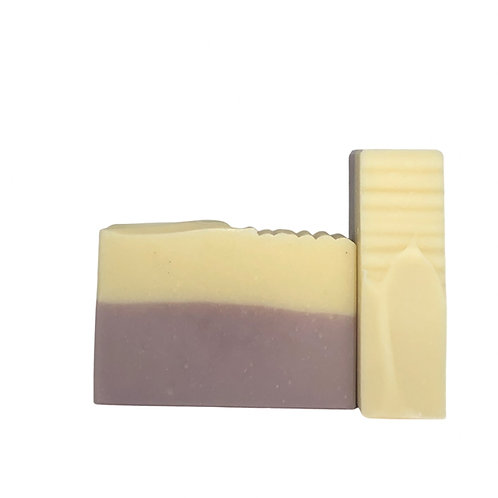 Lavender and Chamomile Bar Soap by Vibey Soap Co.