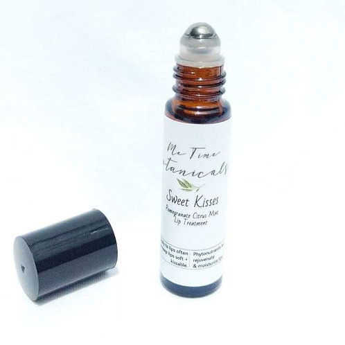 Sweet Kisses Lip Treatment Oil by Me Time Botanicals