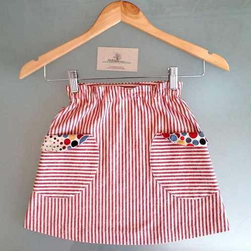 Girl Treasure Skirt by Dot + Maude