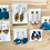 Thumbnail: Mediterranean Dreams Clay Earring Collection by BR Design Co.