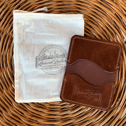 Little Dipper Wallet by Beloved Leather Co.