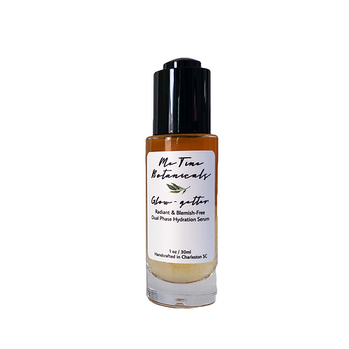 Radiant & Blemish Free Serum (Glow-getter) by Me Time Botanicals
