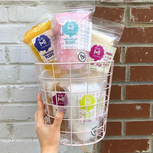 Cotton Candy Packs by Pure Fluff