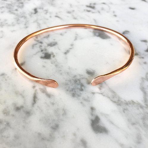 Copper Bracelet by Indigo Bee Co.