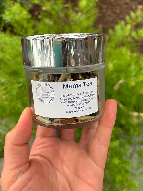 Mama Tea by Crescent Moon Apothecary