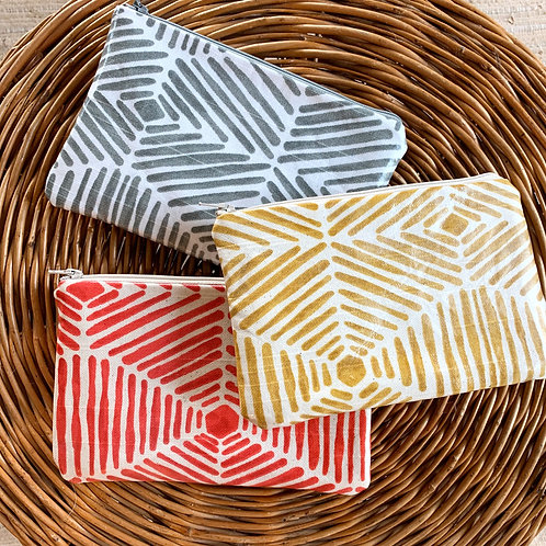 Everyday Pouch Heni Collection by Myla's Bag
