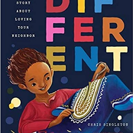Different Book: A Story About Loving Your Neighbor