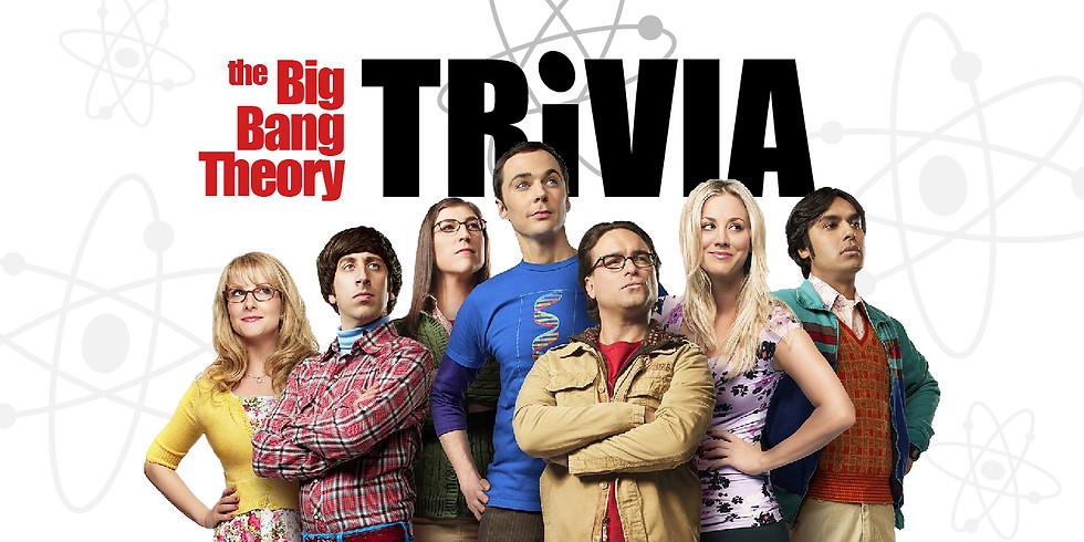 Big Bang Theory Trivia & Beer Release