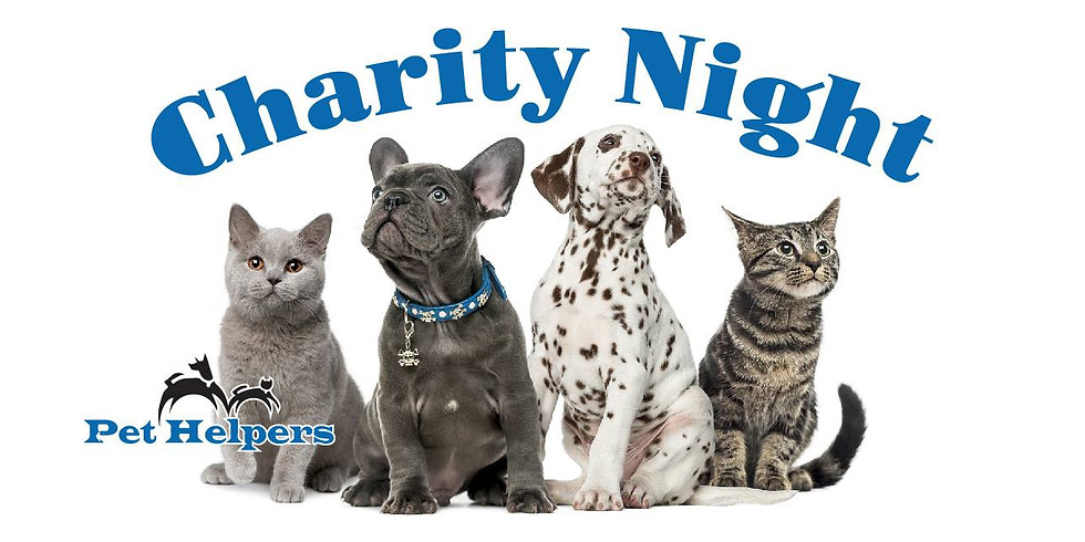 Charity Delivery Night: Pet Helpers