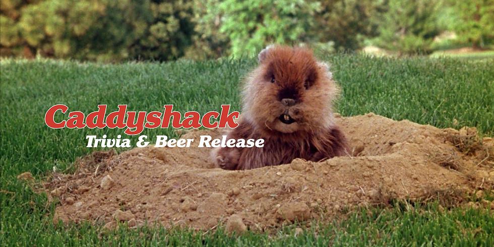 Caddyshack Trivia & Beer Release