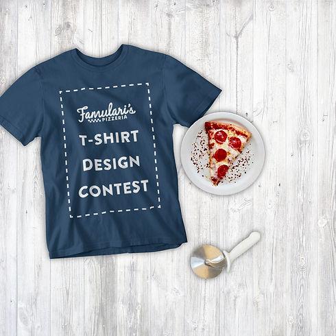 Famulari's T-shirt Design Contest Social
