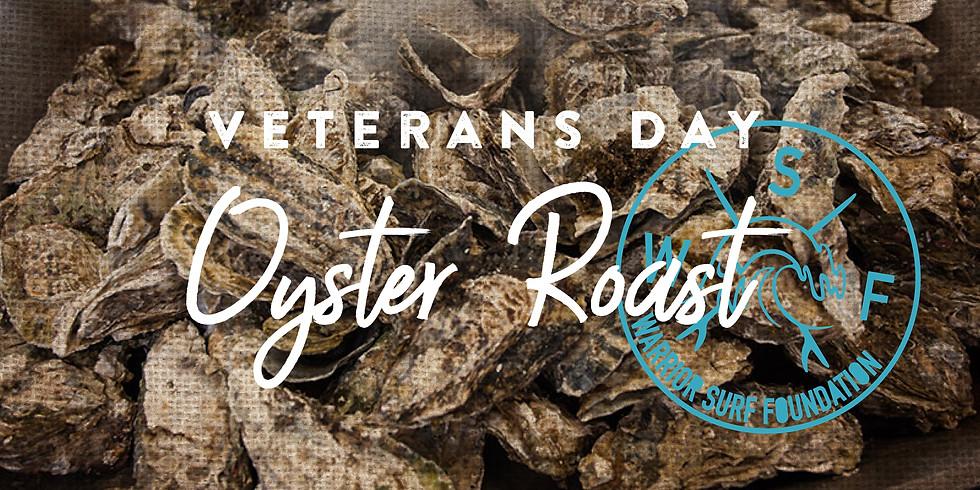 Veterans Day Oyster Roast & Beer Release