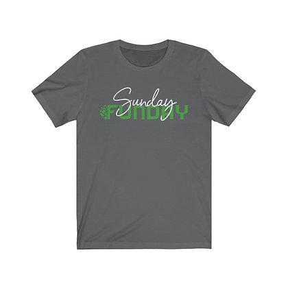 Sunday Funday Short Sleeve Tee