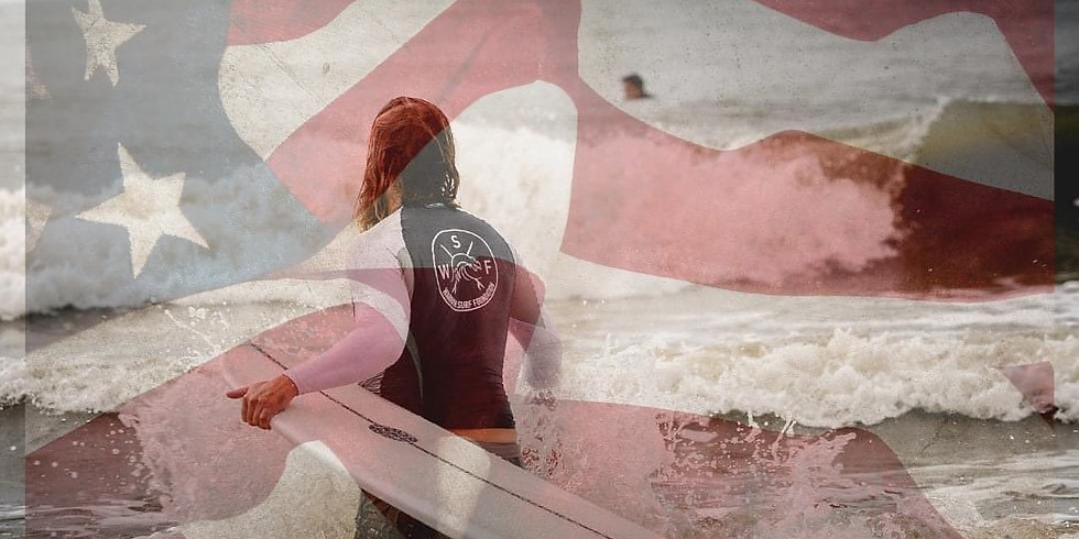 Dine Out For Veterans benefiting Warrior Surf Foundation
