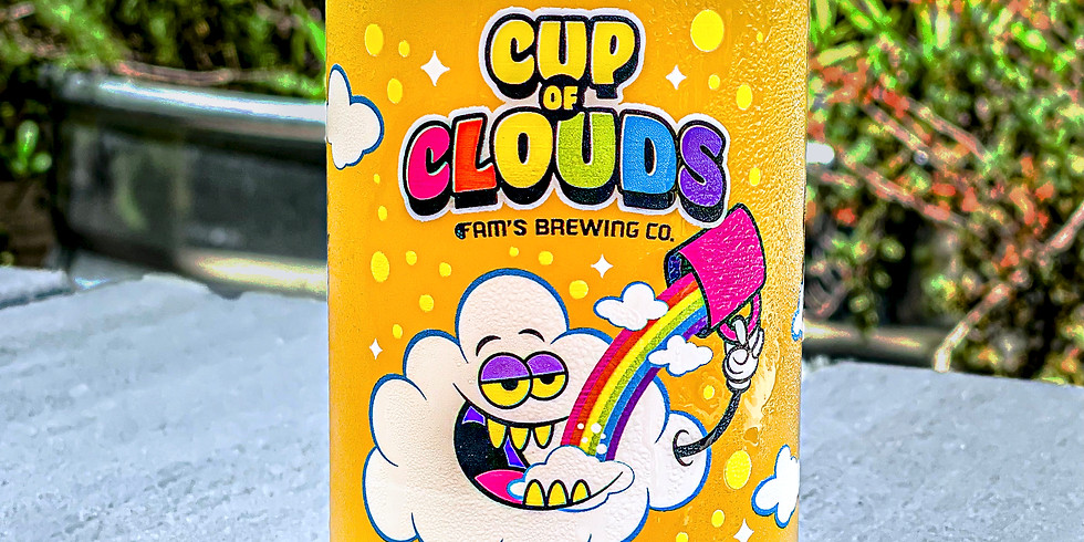 Cup of Clouds Glass & Beer Release