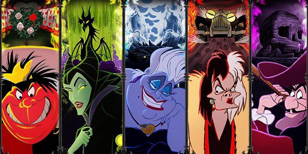 Disney Villains Trivia & Beer Release