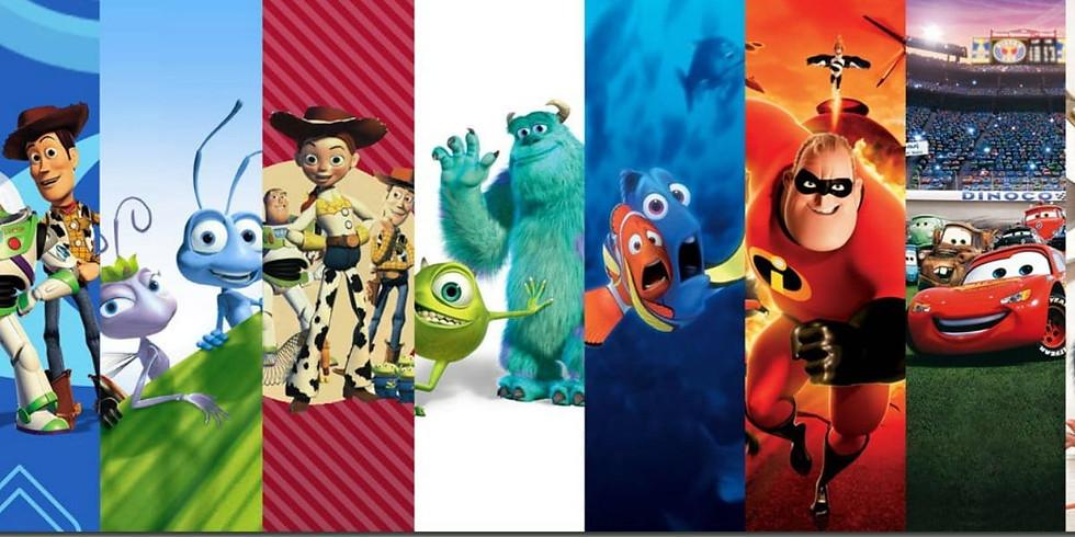 Pixar Trivia and Beer Release