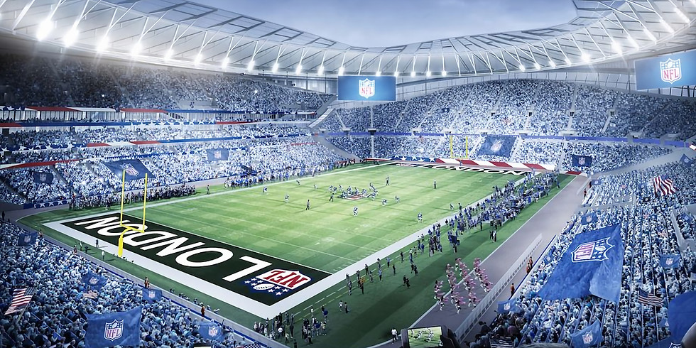 Panthers vs Buccaneers (London) Game Watching Party