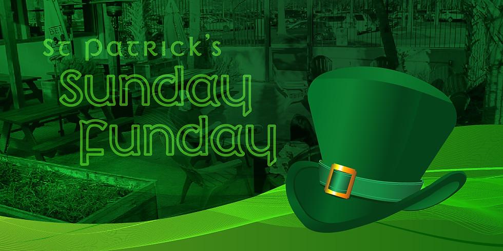 St. Patrick's Day: Sunday Funday Party