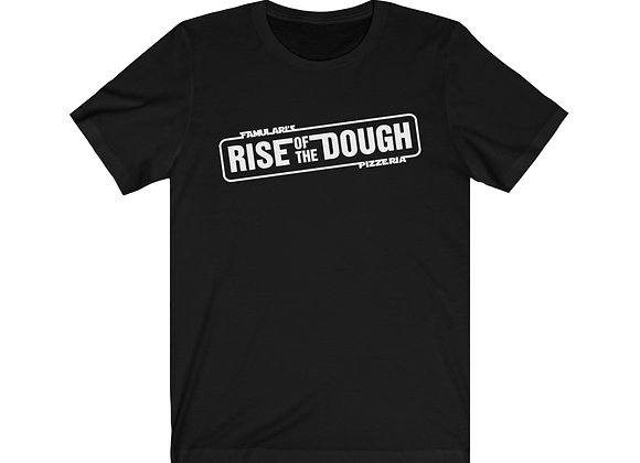 Rise of the Dough Unisex Jersey Short Sleeve Tee