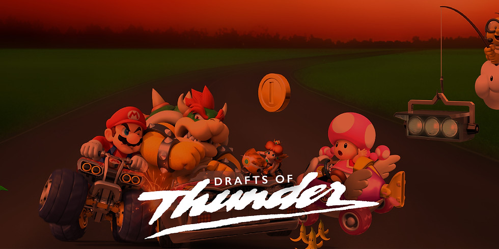 Drafts of Thunder: Mario Kart & Beer Party (Charleston Beer Week Event)