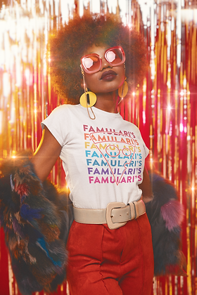 A Pizza The Rainbow Women's Softstyle Tee