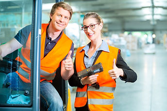 Canva - Forklift Driver and Supervisor a