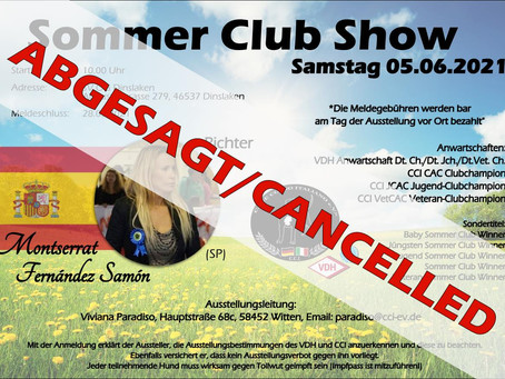 Sommer Club Show 2021