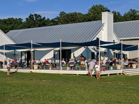 A Relaxing Sunday at Cunningham Creek Winery
