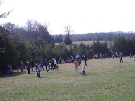 Easter Eggstravaganza at Pleasant Grove